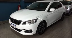 Peugeot 301 1.6 Allure Plus Tiptronic Modelo 2017 30000 KM Blanco
