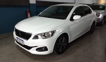 Peugeot 301 1.6 Allure Plus Tiptronic Modelo 2017 30000 KM Blanco completo