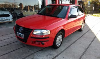 Volkswagen Gol Power 1.4 base Modelo 2014 64000 km Rojo completo