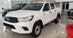 Toyota Hilux DX 4×4 2020 Oportunidad!!!!