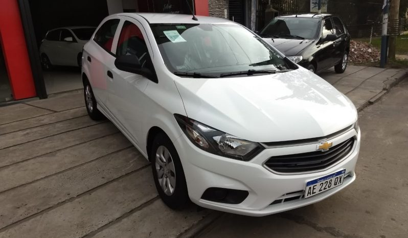 Chevrolet Onix Joy 2020 Color blanco  Oportunidad!!! completo