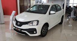 Toyota Etios Xls AT 1.5 2020 0 KM Entrega Inmediata