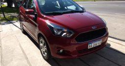 Ford KA 1.5 SEL Modelo 2016 Solo 7500 km Color Bordeaux