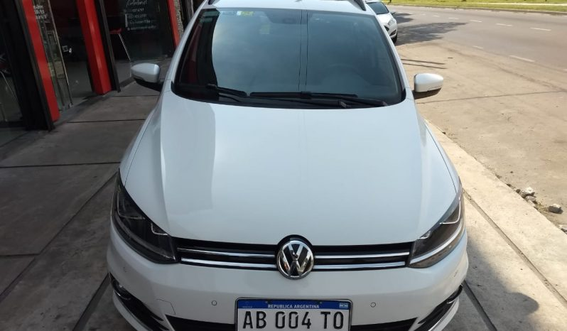 VW SURAN 1.6 HIGHLINE MODELO 2018 56000 KM COLOR BLANCO completo