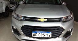Chevrolet Tracker 1.8 LTZ Modelo 2017 32000 km Color Plateado