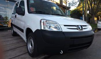 Oportunidad!!! Peugeot Partner HDI Confort 5 Plazas 0 Km Color Blanco Entrega Inmediata completo