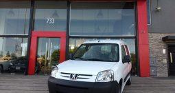 Oportunidad!!! Peugeot Partner HDI Confort 5 Plazas 0 Km Color Blanco Entrega Inmediata