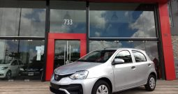 Toyota Etios 1.5 X M/T 0 Km Entrega Inmediata!! Color Plata Oportunidad!!!