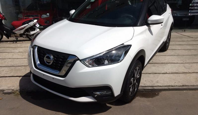 Nissan Kicks 1.6 Sense 0 Km Patentada Entrega Inmediata!!! Blanco completo