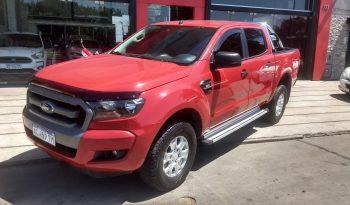 Ford Ranger XLS 3.2 4×2 modelo 2018 14000 km color rojo completo