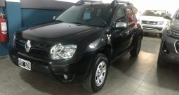 Renault Duster 1.6 Expression Modelo 2015 Color Negro 37000 Km