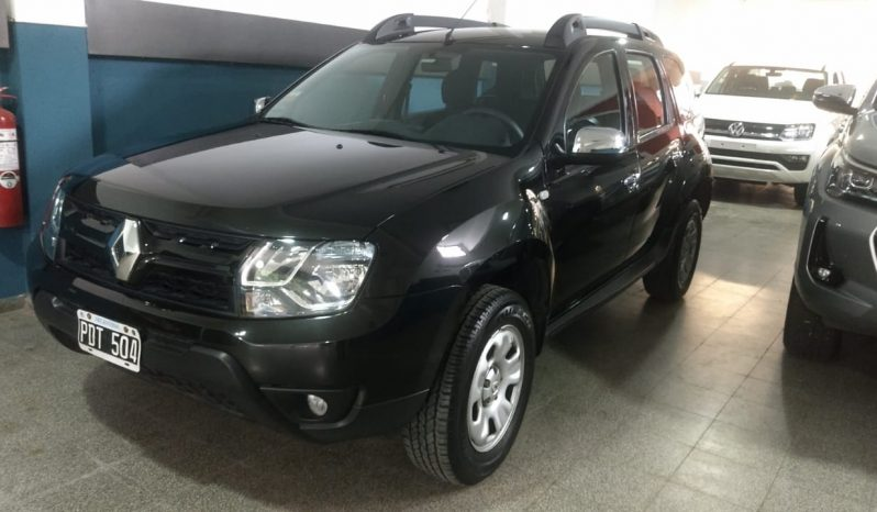 Renault Duster 1.6 Expression Modelo 2015 Color Negro 37000 Km completo