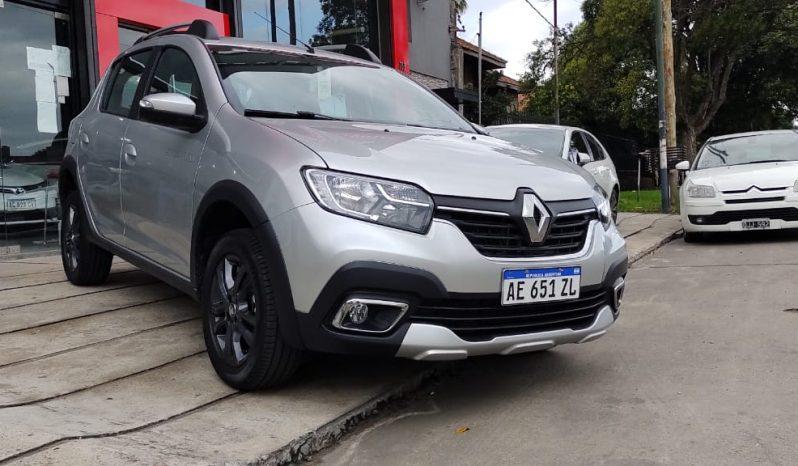 Renault Sandero Stepway 1.6 Privilege 0 km Patentado 2021 Plata Oortunidad!!! completo