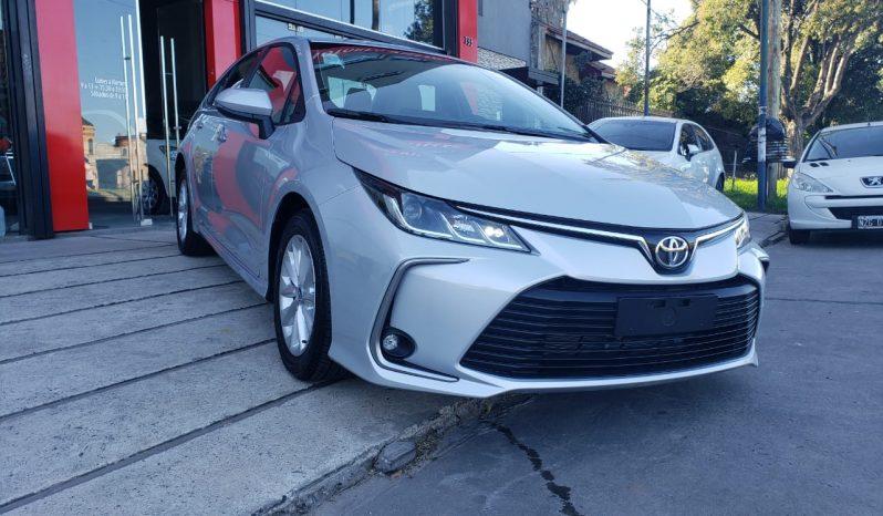 Toyota Corolla 2.0 XLI CVT 0 km Entrega Inmediata Color Plateado Oportunidad!!! completo